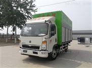 环卫清洁-污水处理车,自动化作业