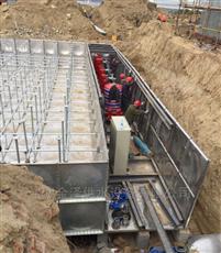 地埋式箱泵一体化泵站组成部分