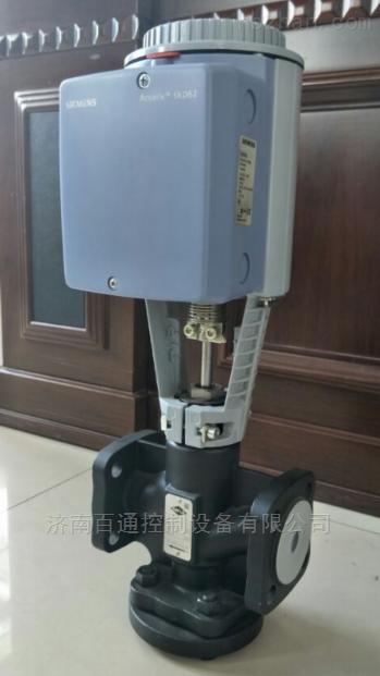 VVQT43.32 西门子连接蒸汽阀  配套SKD62