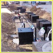 钦州市学校污水处理设备材质