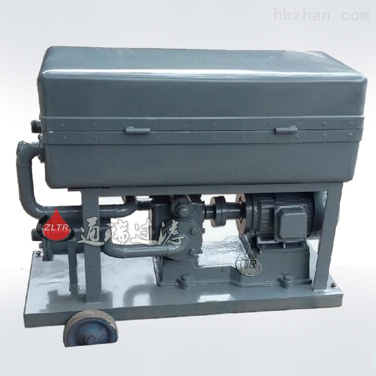 BK系列润滑油滤纸板框式加压滤油机