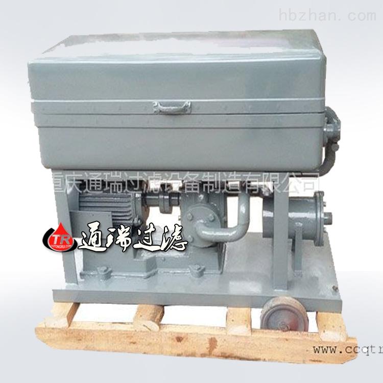 TR通瑞牌手动加紧小型自制板框滤油机