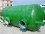 玻璃钢化粪池农村污水处理设备