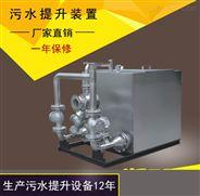 全自动污水提升设备供应
