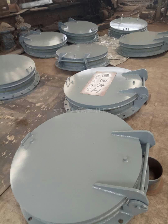 涵洞拍门厂家参数与指导安装