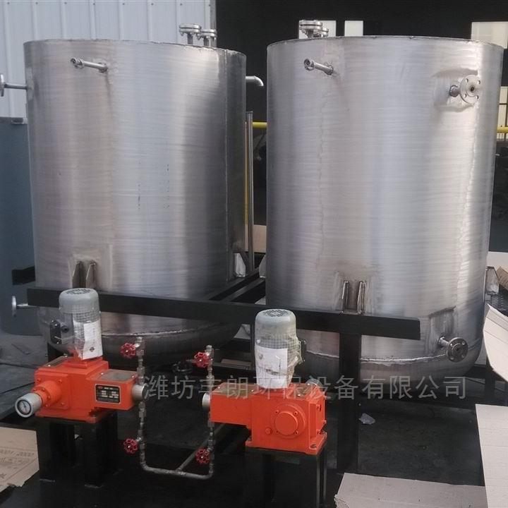 北京联氨除氧加药装置优选合作厂家