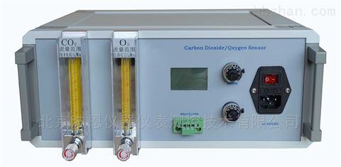 烟道氧气/二氧化碳气体浓度检测仪