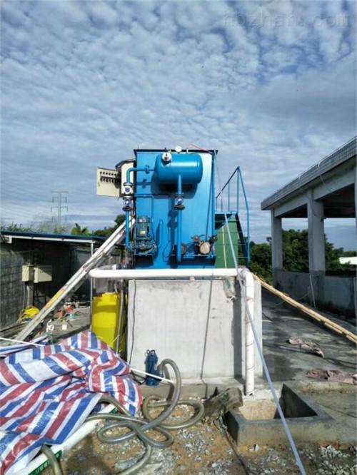 定西小型污水处理设备价格