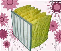 CD系列通风用化纤袋式初效空气过滤器