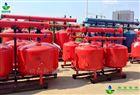 灌溉反冲洗砂石过滤器