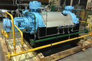高溫高壓鍋爐給水泵