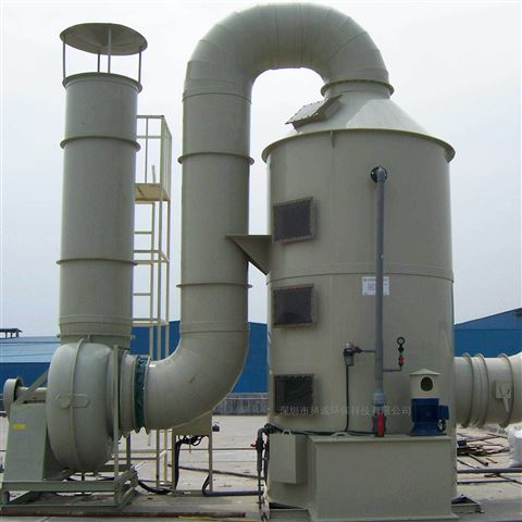制药业废气处理设备