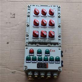 BXM温州防爆控制电机开关箱厂家