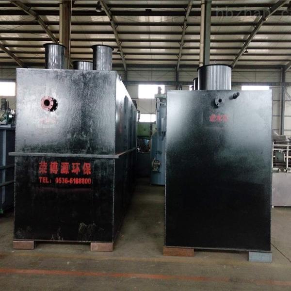 一体化提升生活污水处理设备品牌价格