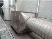 上海喷漆厂处理废气设备