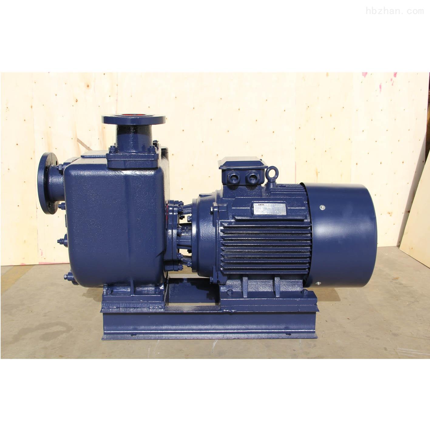 ZXL/ZWL直联式自吸泵