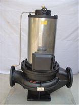 立式双吸屏蔽泵