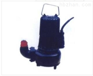 自搅匀切割式潜水排污泵
