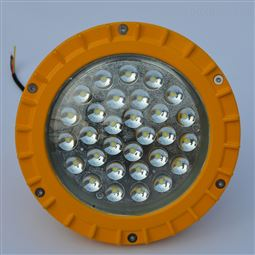 水泥厂50W免维护节能LED防爆灯