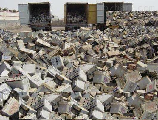 太原废旧电瓶回收厂家