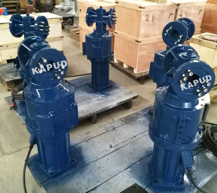 污水处理厂 低速潜水推流器