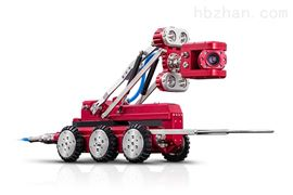 X5-HS管道CCTV检测机器人管道内侧高清检测机器人