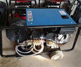 HD20/50新款柴油式高压疏通机 下水道清洗机HD20/50