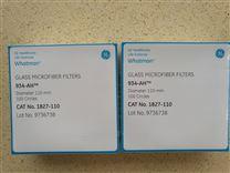 934-AH玻璃纤维滤纸1827-110
