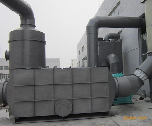 南通刘浩纸箱包装厂废气处理——