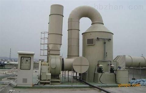 杭州滨江印刷油墨厂废气处理——天之尚环保