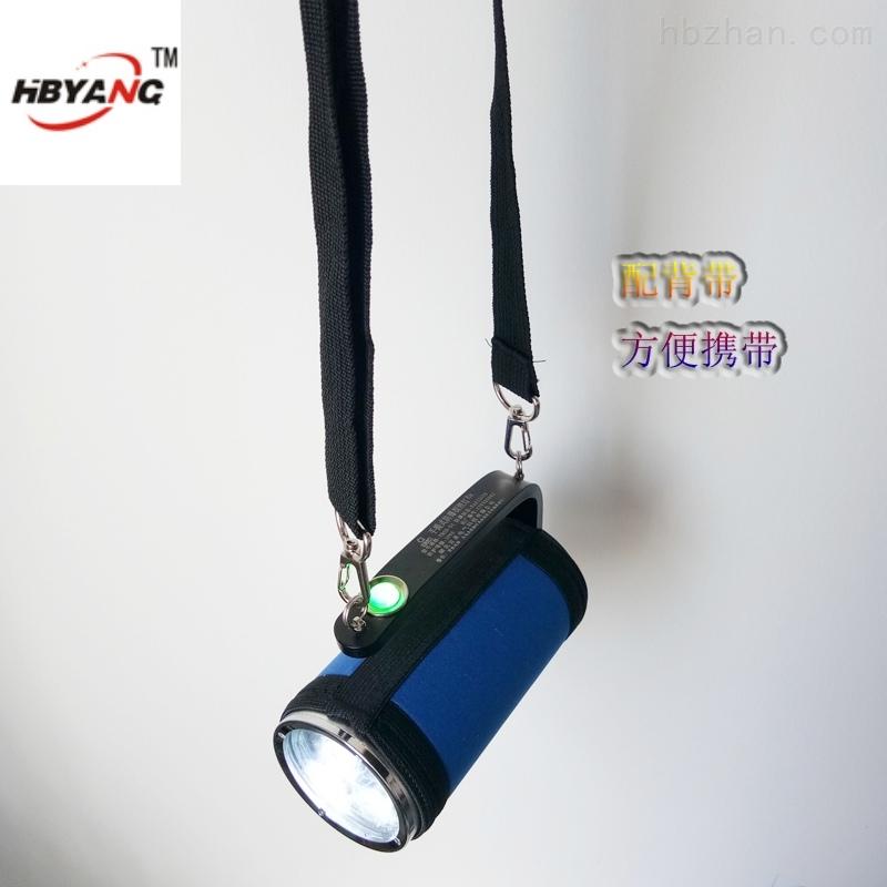 LED防爆强光灯BWJ8310-3X3W手提式探照灯