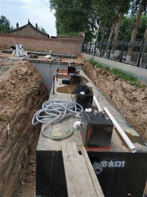 RCXD-2天水生活污水处理设备多少钱