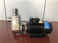 WBZ(S)微型不锈钢耐腐蚀自吸泵