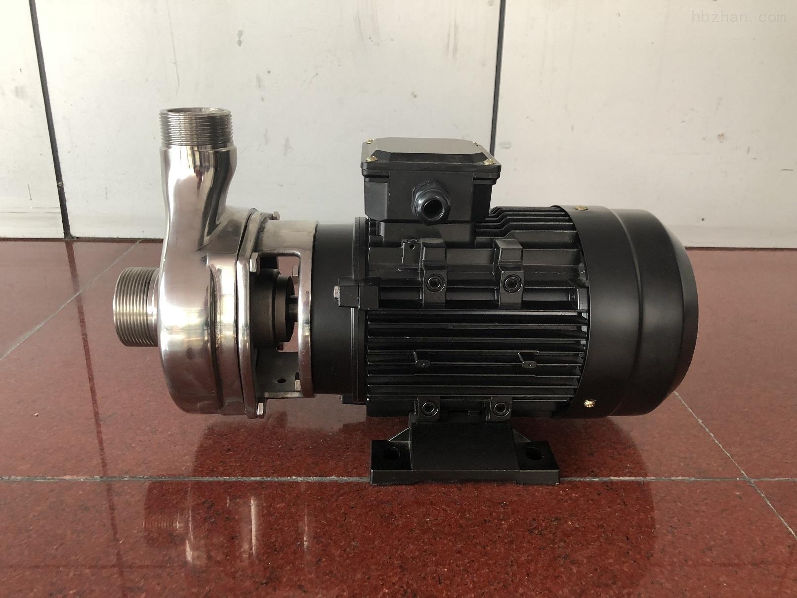 WB(S)微型不锈钢耐腐蚀离心泵