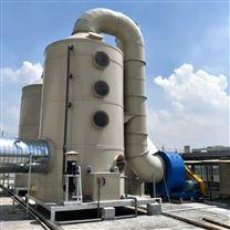 噴漆廠惡臭廢氣處理設備