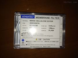 ADVANTEC MEMBRANE FILTER过滤膜A045A047A