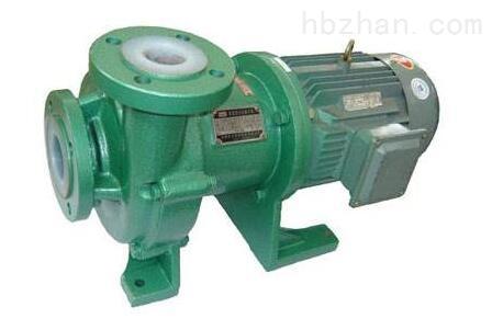 CQB-F型氟塑料磁力驅动泵
