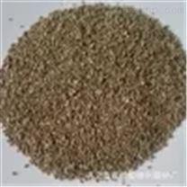 东北锰砂滤料厂家直销水处理专用价格