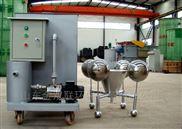 双联-移动式浮油吸收器工作原理