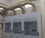 武漢化驗室通風櫃定製加工安裝(水槽櫃)