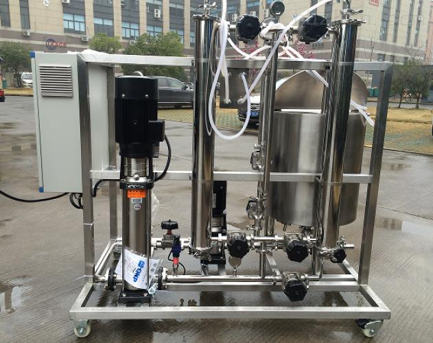 胶原蛋白膜浓缩分离提纯设备