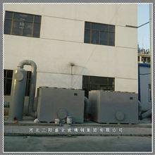 YHWFL活性碳纤维废气吸附装置净化塔厂家