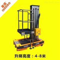 单柱式单人工作高空作业升降机
