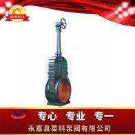 Z542W-1/2型伞齿轮传动楔式双闸板闸阀(煤气专用阀)