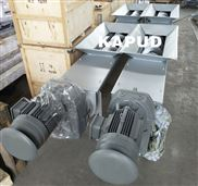 厂家定制无轴螺旋输送机 污泥输送设备