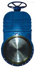 MZ75X手動刀型污水暗桿閘閥