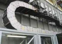 起重機TLG180型全封閉式鋼鋁拖鏈廠家