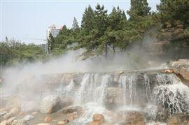 广州假山喷雾