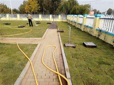 廉江地埋式一体化污水处理设备