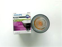 飞利浦MR16 LED调光灯杯8WGU5.3 COB射灯